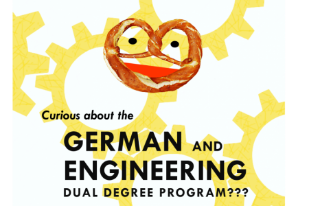 Come to an Information Session on Oct 9th at 4pm in Coverdell Auditorium on the German and Engineering dual degree program at UGA.